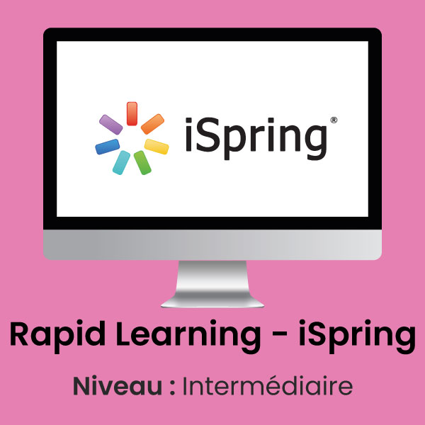 iSpring Rapid Learning Intermédiaire