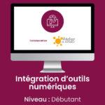 Intégration outils numériques