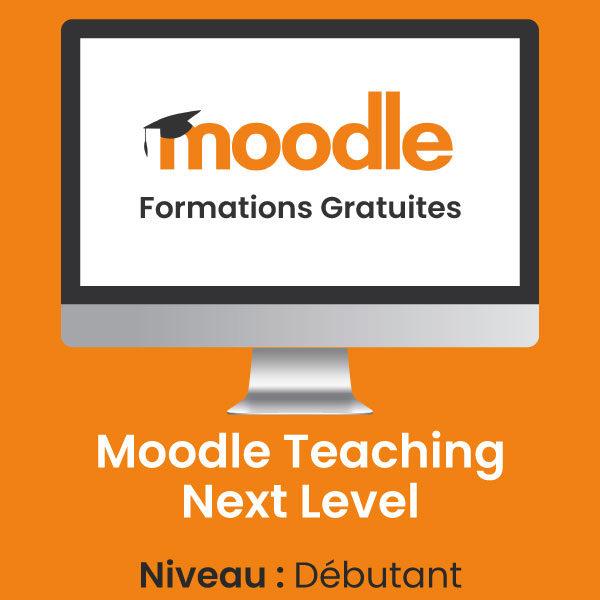 Moodle Teaching Next Level
